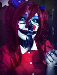 Welcome to the circus of dead - Baby cosplay