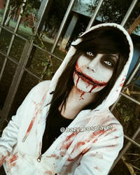 Jeff the killer is back :) ( cosplay )