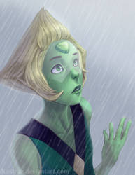 Rainy Peridot by Kastraz