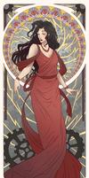 Asami - Art Nouveau