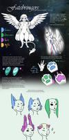 [Adoptable Species] Fatebringers