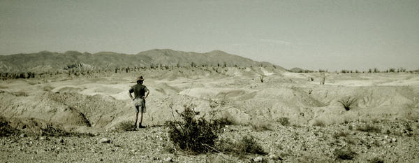 Sepia Panorama by joitheartist