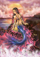 Mermaid by princefighter