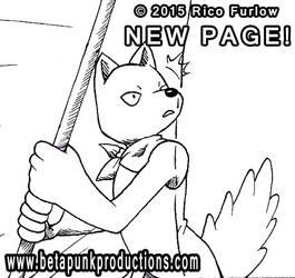 Vagabond Page 38 Preview by Harijizo