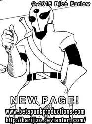 Vagabond Page 39 Preview by Harijizo