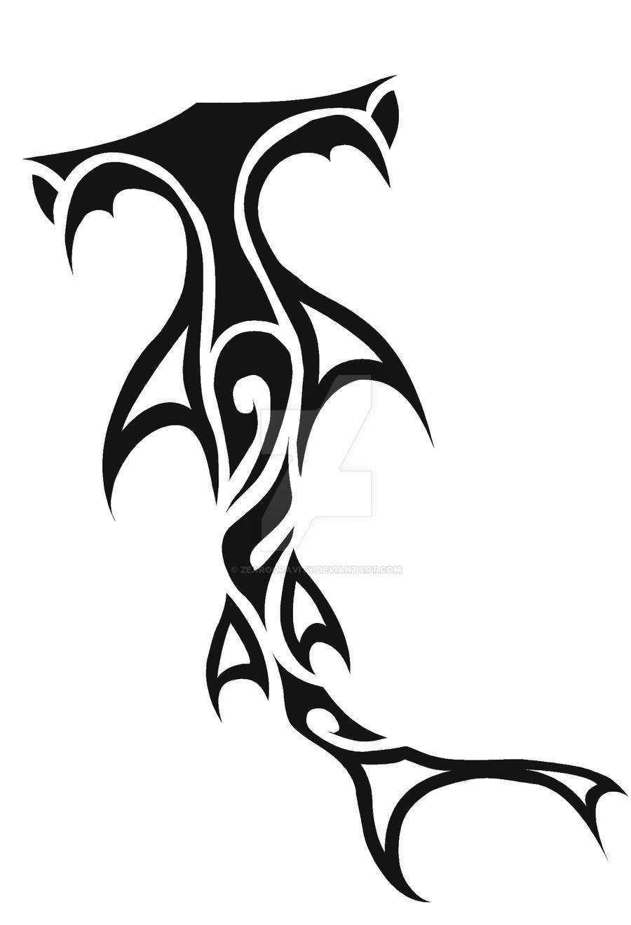 Hook tattoo designs - The Fish Hook Hammerhead By Zearogravity The Fish Hook Hammerhead By Zearogravity