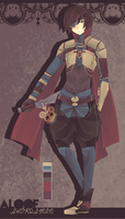 [AUCTION] ALOOF swordsman [S] by Princeux