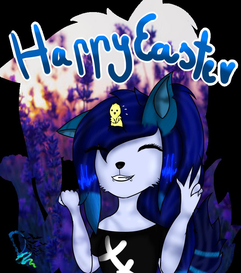 Happy Easter by Dreamer-ka