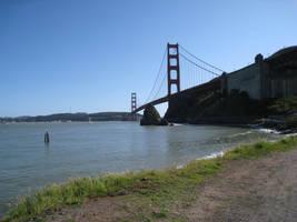Golden Gate Bridge 9 by Sporthand
