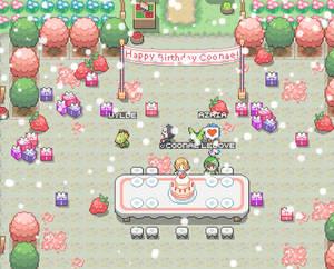 Coonae's birthday