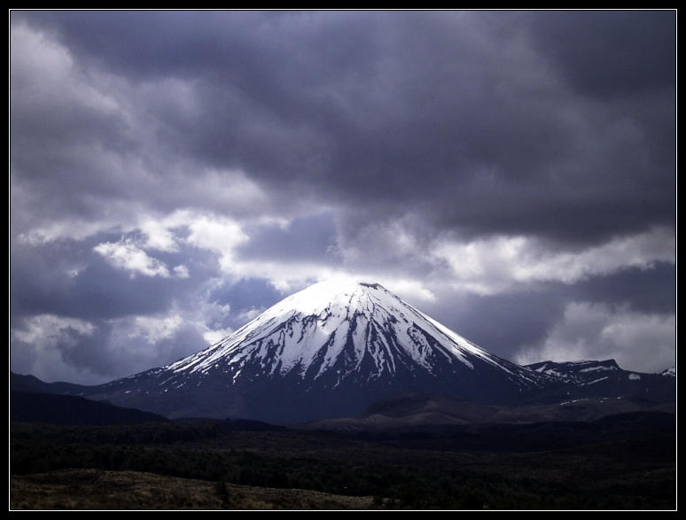 Mount Doom by Macomona