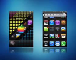 iOS 4 by okidoci