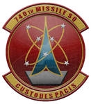740 MS Patch - Scratched Metal