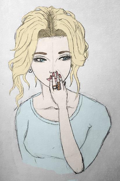 Blonde Innocence by CaptScott