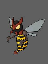 Devilbee Small by CaptScott