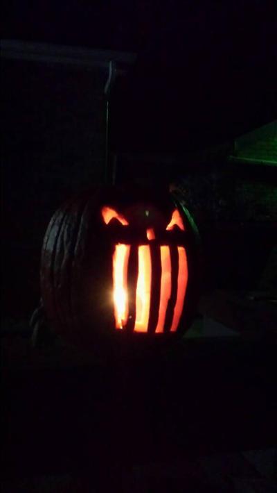 Pumpkin carving 1 by CODO912