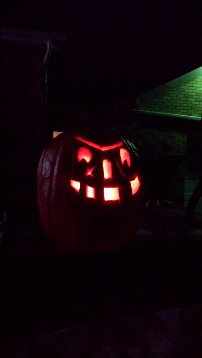 Pumpkin Carving 2 by CODO912