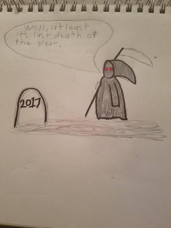 A Grim Lookback by CODO912