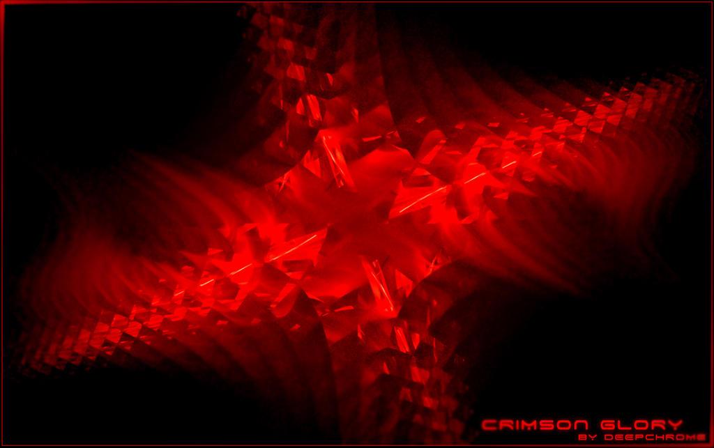 CRIMSON GLORY by DeepChrome