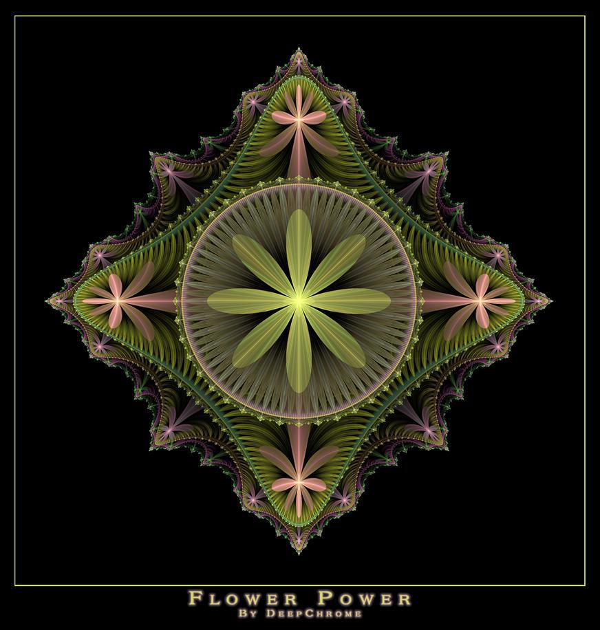 FLOWER POWER by DeepChrome