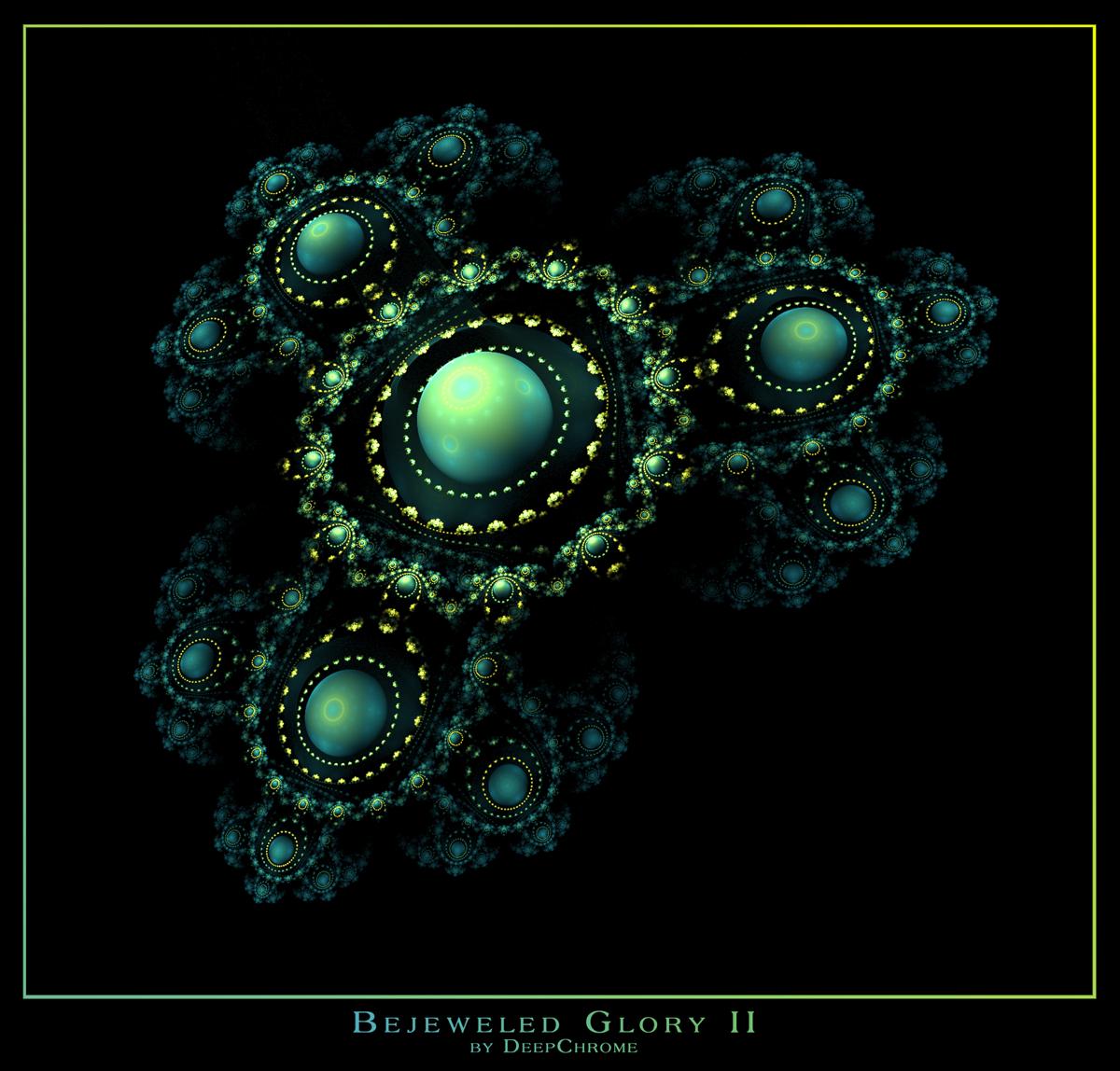 BEJEWELED GLORY II by DeepChrome