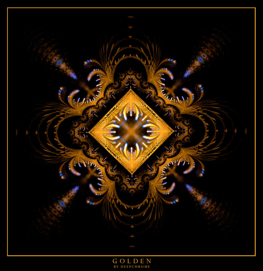 G O L D E N by DeepChrome
