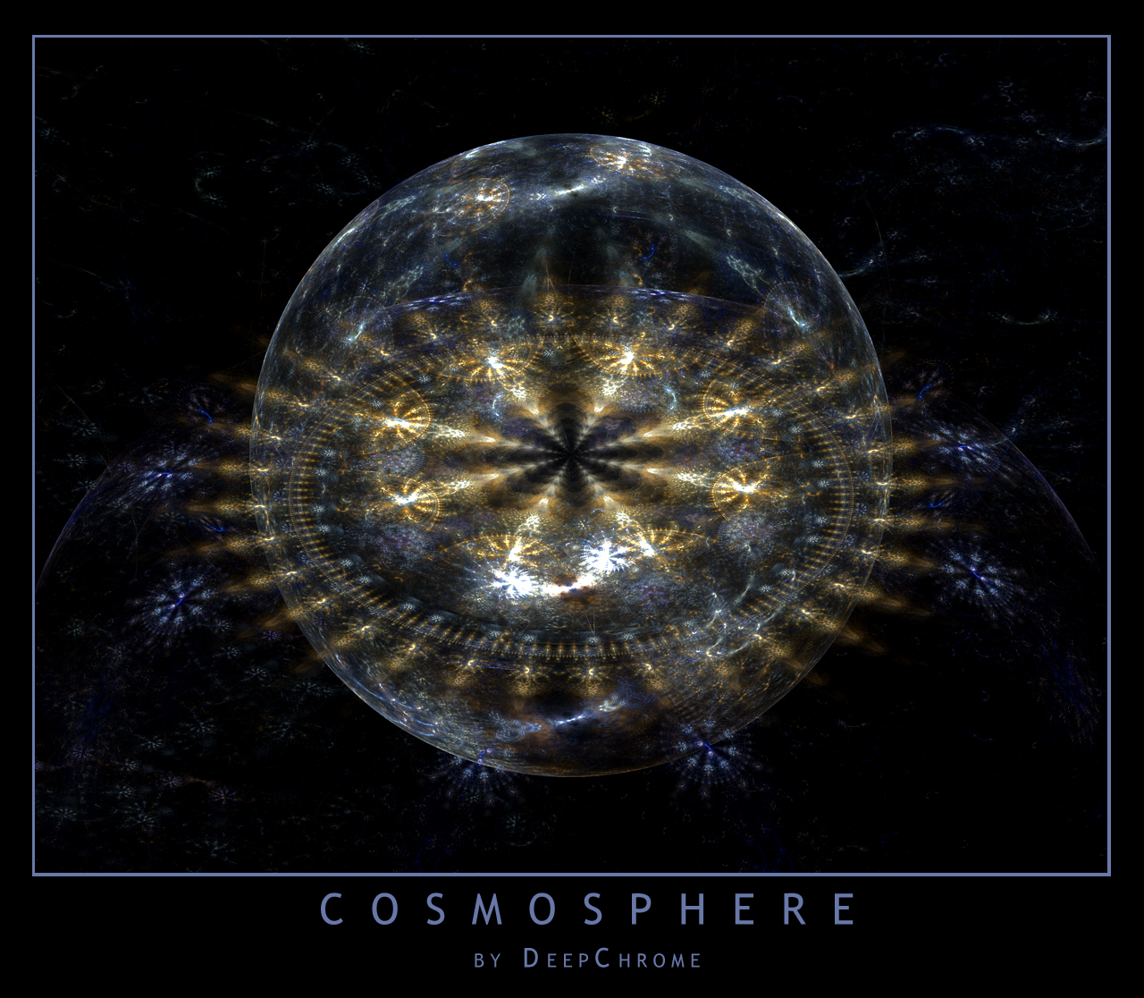 COSMOSPHERE by DeepChrome