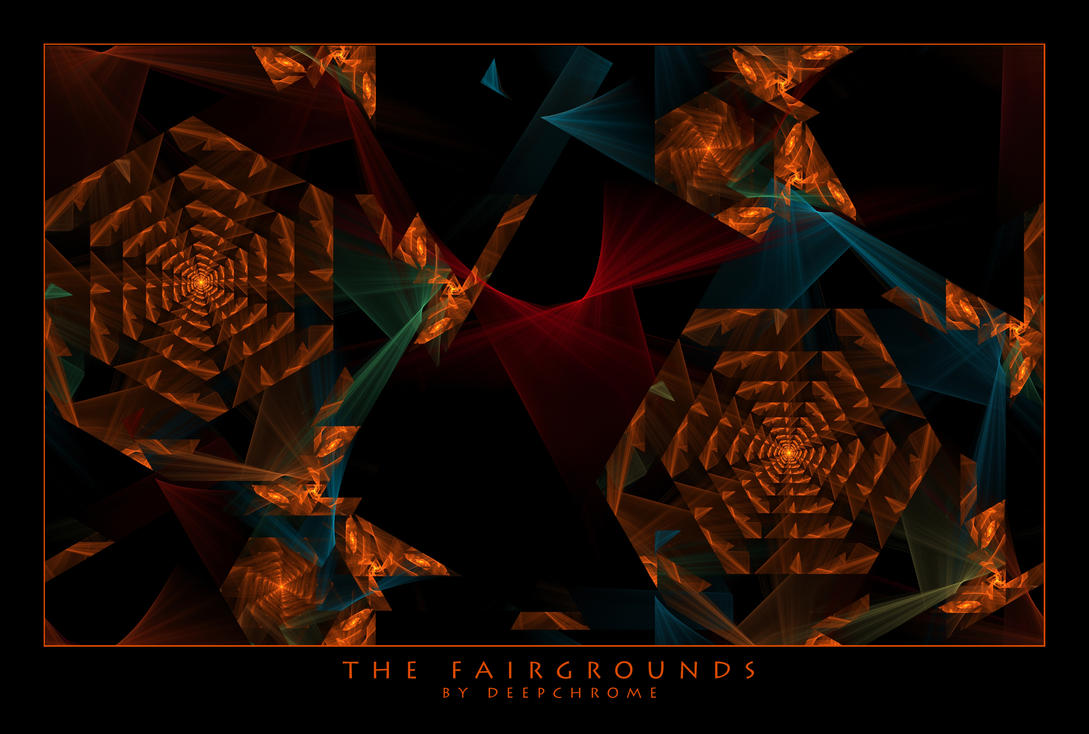 THE FAIRGROUNDS by DeepChrome