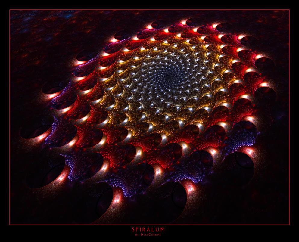 Spiralum by DeepChrome
