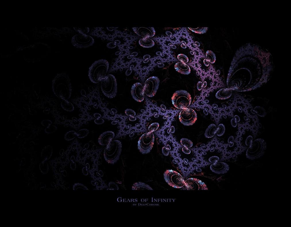 Gears of Infinity by DeepChrome