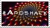 Aposhack Stamp by DeepChrome