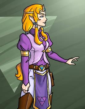 Zelda redesign