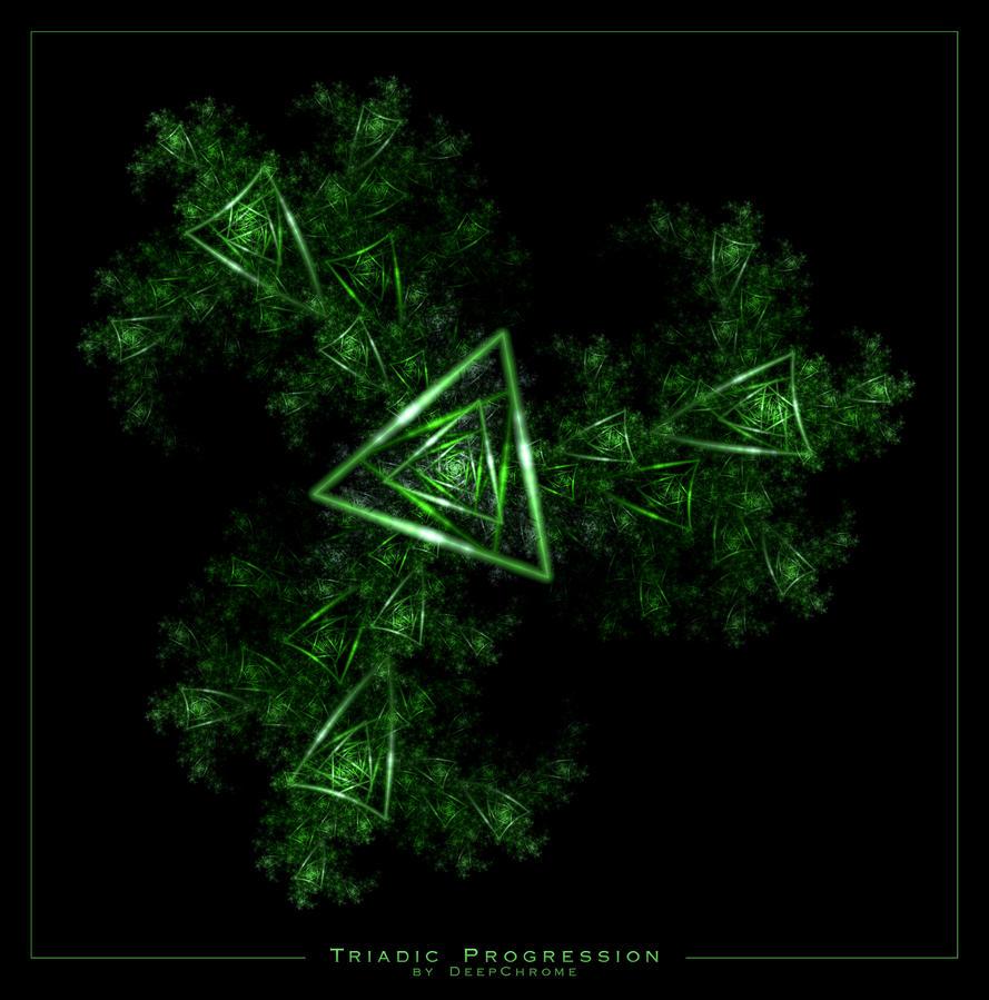 Triadic Progression by DeepChrome