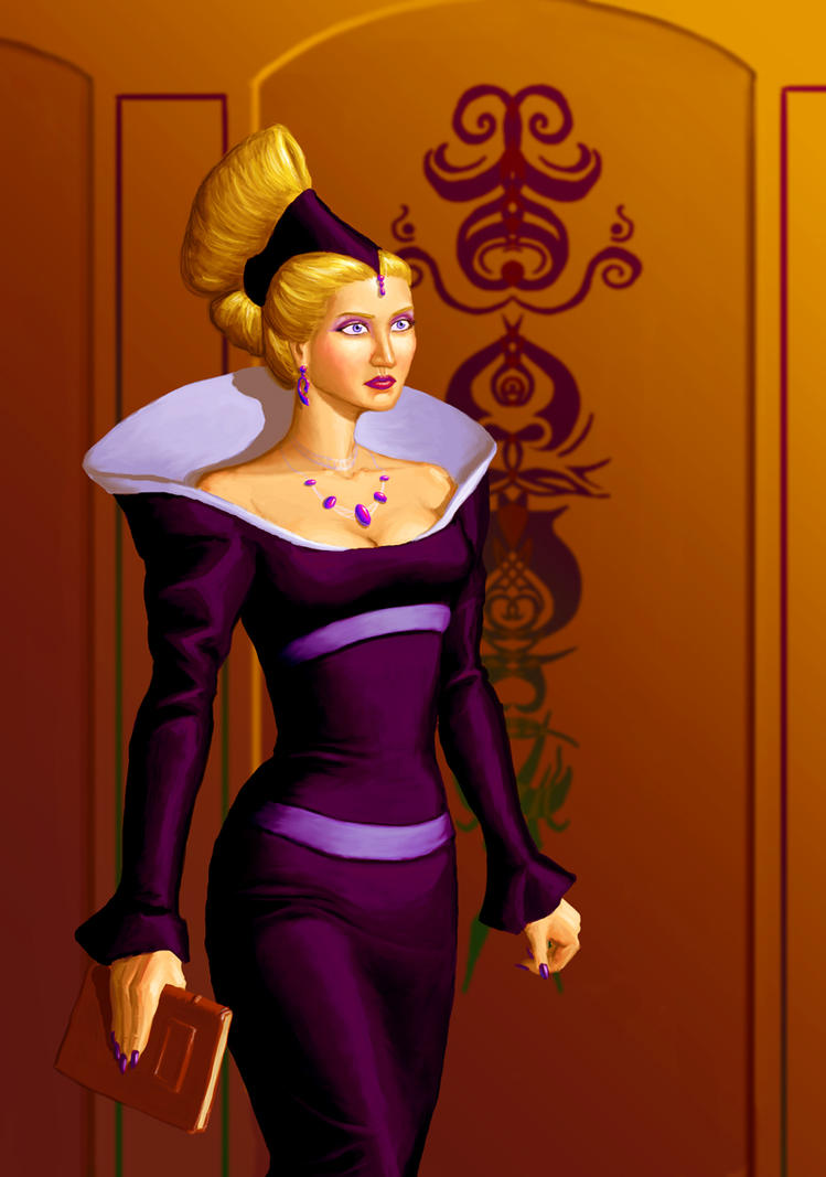 Princess Irulan by DeepChrome
