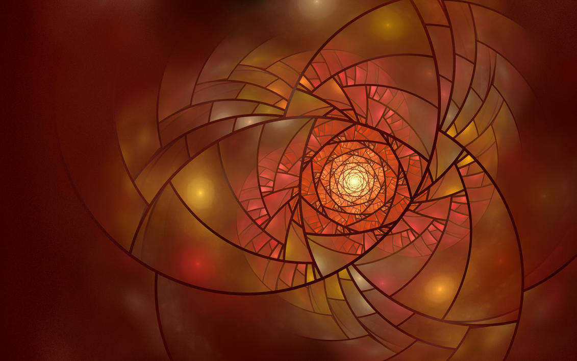 Warm Colors by DeepChrome
