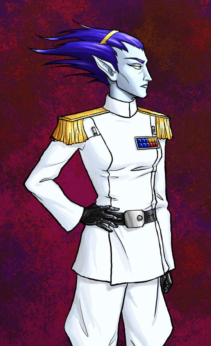 Grand Admiral Stillstorm by DeepChrome