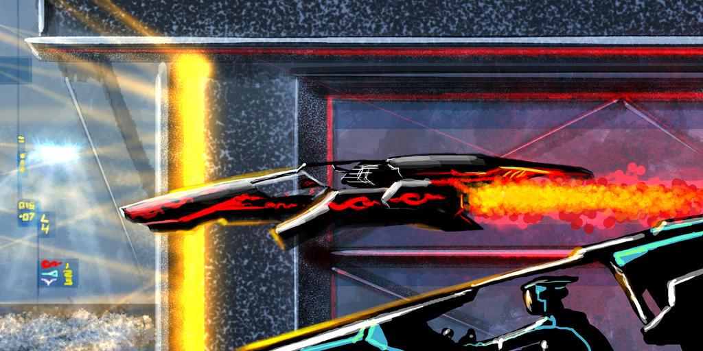 Plasma Racers by DeepChrome