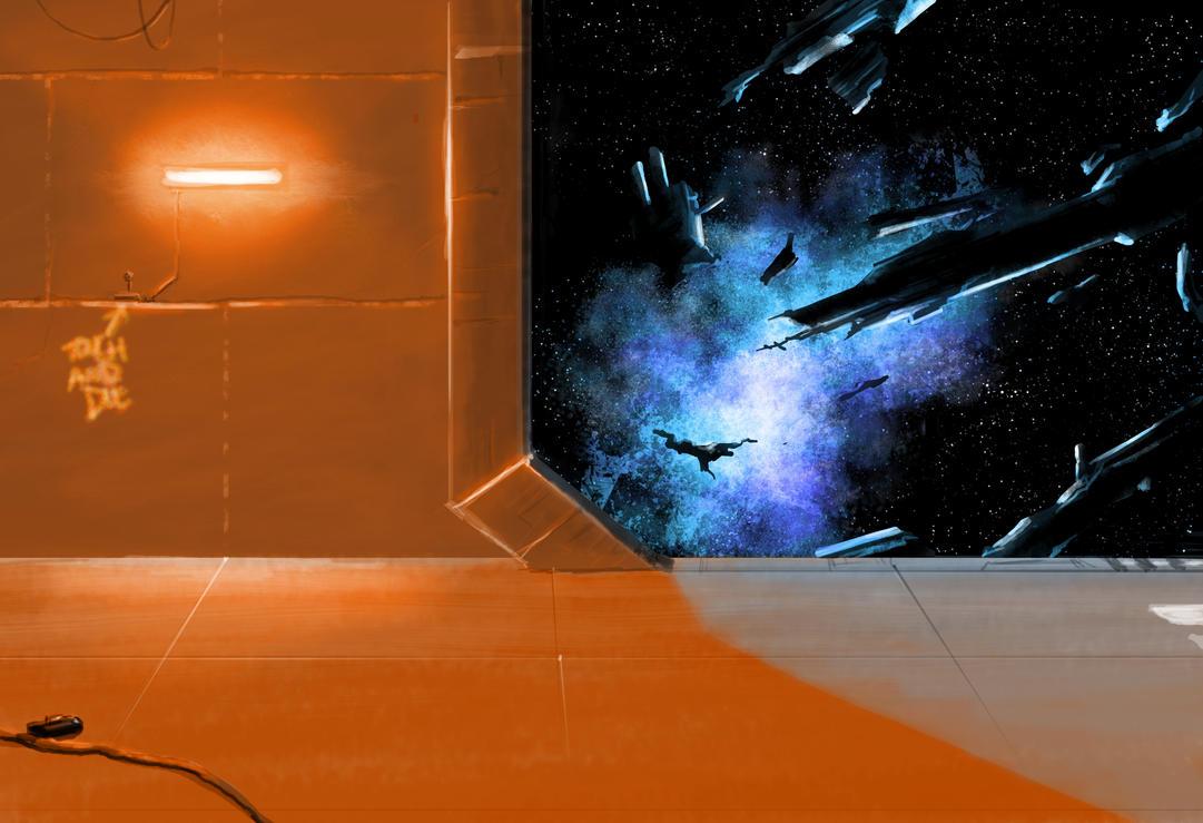The Valkyrie's Hangar by DeepChrome