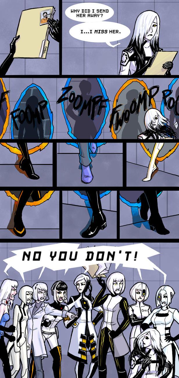 NO YOU DON'T - Final by DeepChrome