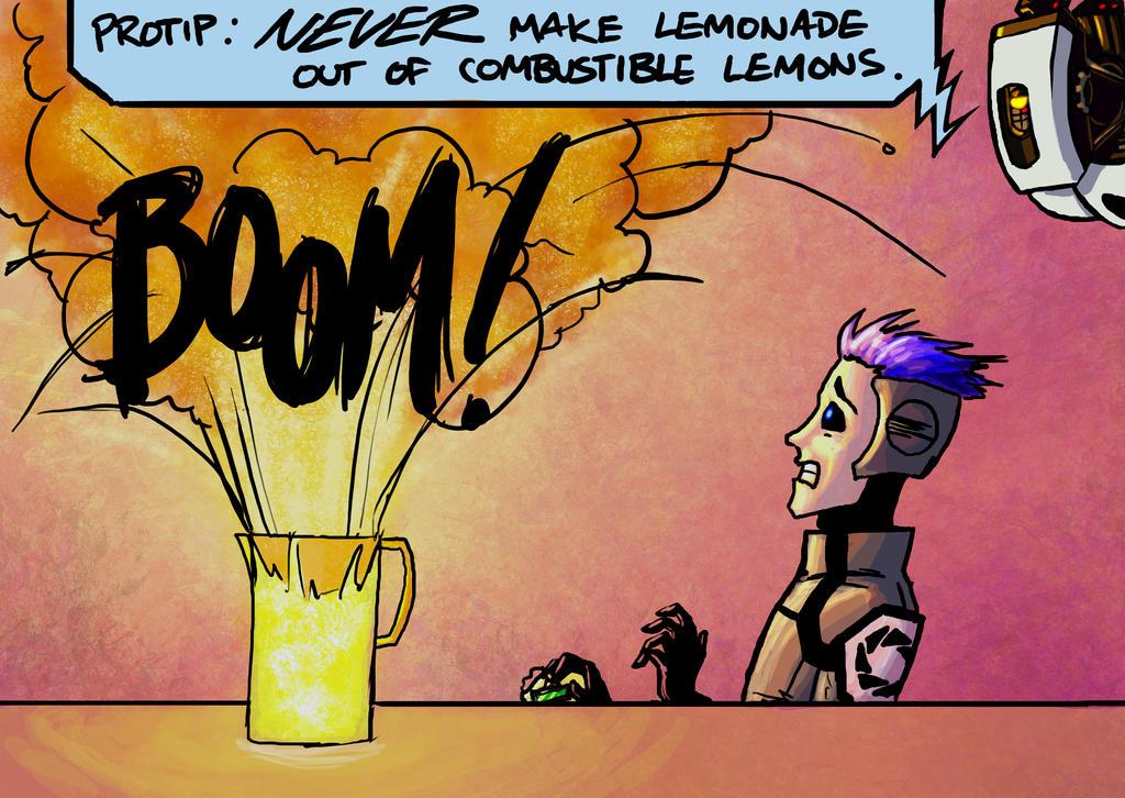 Lemonade of DOOM by DeepChrome