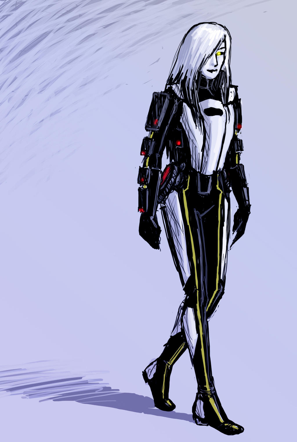 The Suit of Badass by DeepChrome