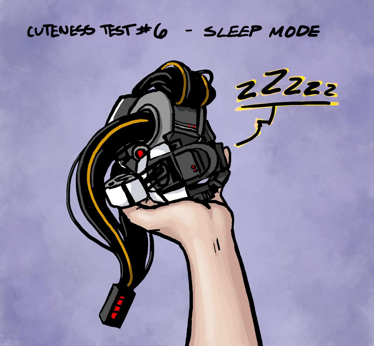 MiniDOS Cuteness Test #6 by DeepChrome