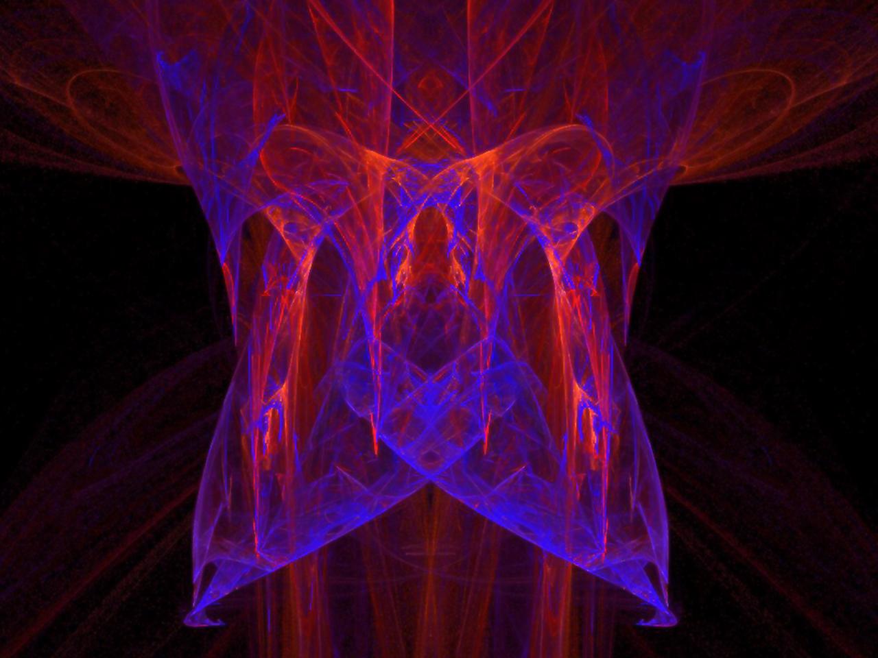 Gothic Fractals by DeepChrome