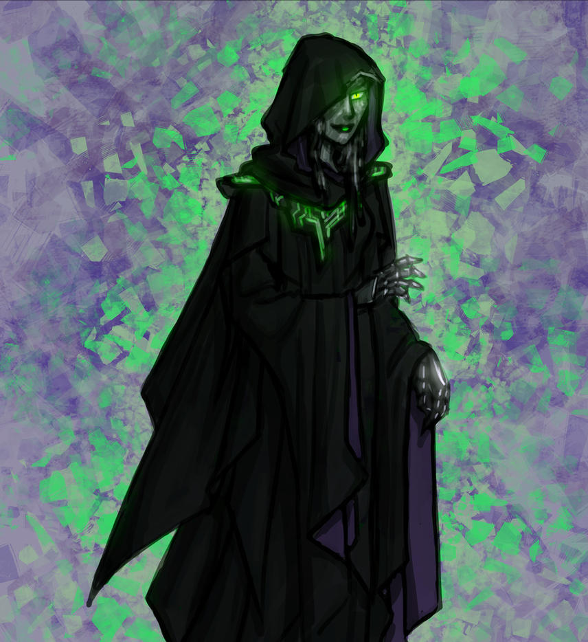 Darth SHODAN by DeepChrome
