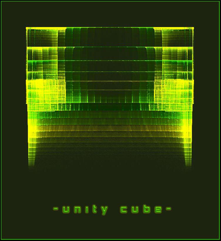 Unity Cube by DeepChrome