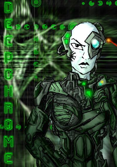 Chrome's Borg ID by DeepChrome