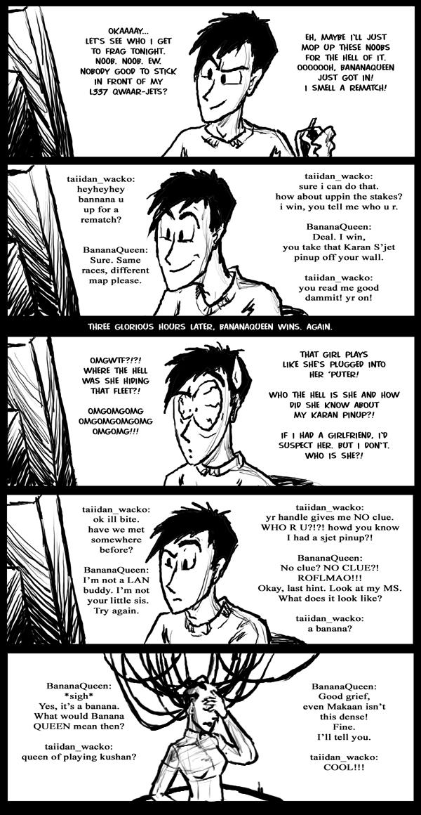 HW Fan Comic No 2 by DeepChrome
