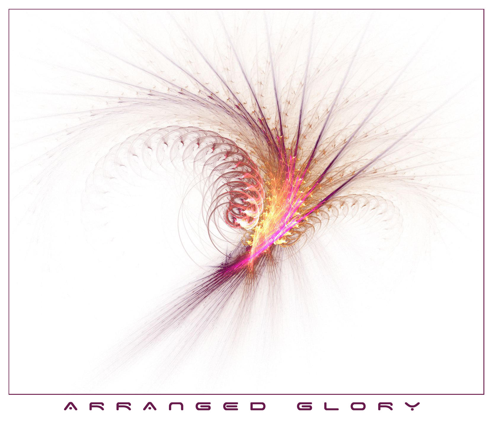 ARRANGED GLORY by DeepChrome