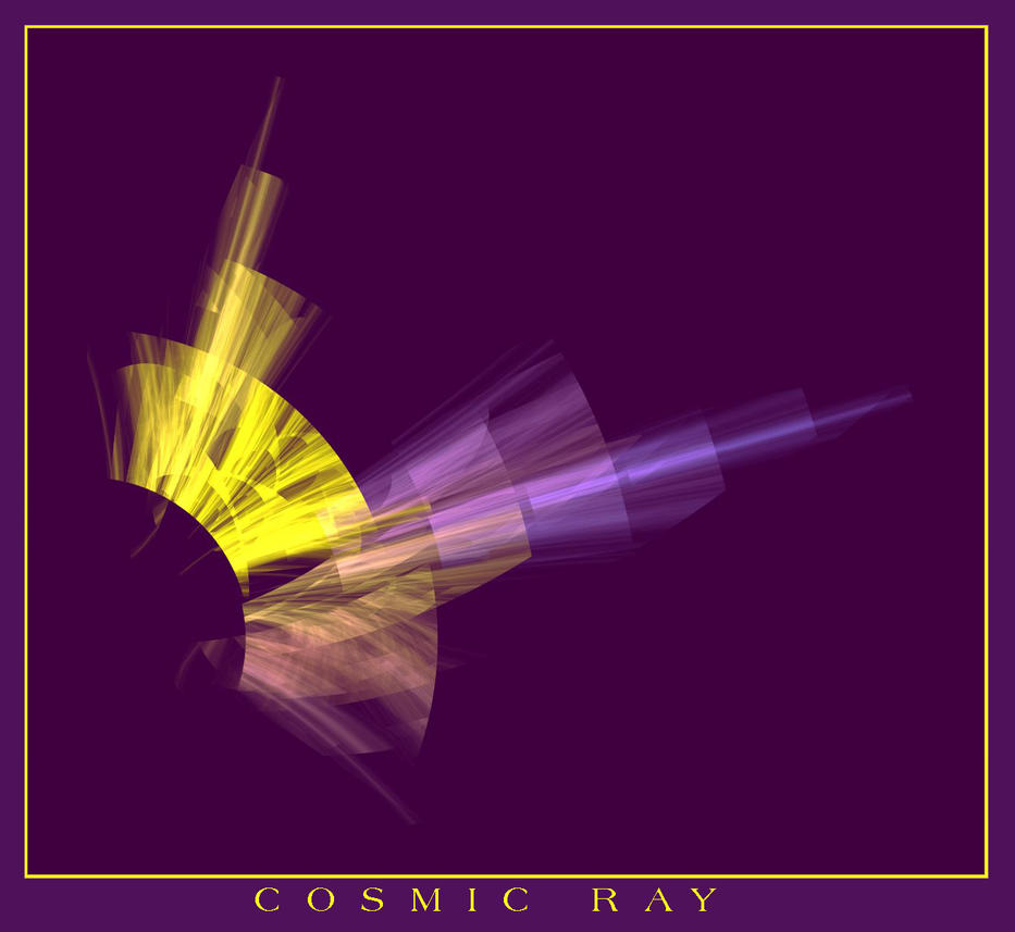 COSMIC RAY by DeepChrome