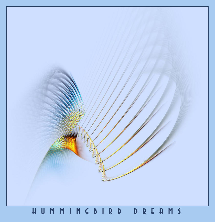 HUMMINGBIRD DREAM by DeepChrome